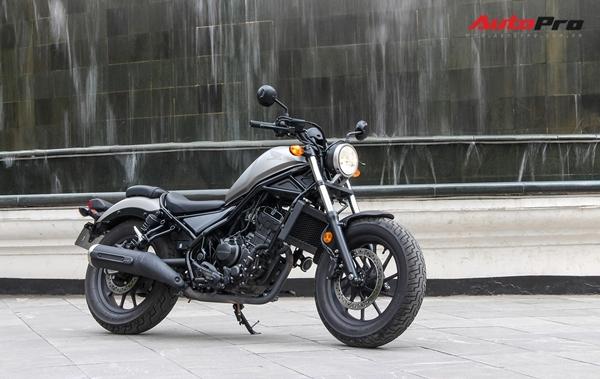 Đánh giá Honda Rebel 300: Xe côn tay đa dụng cho nam giới - Ảnh 8.