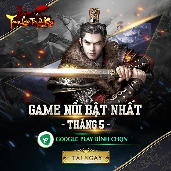 Tam Quốc Truyền Kỳ Mobile Top 5 game chiến thuật trên Store App Img20180514164821615