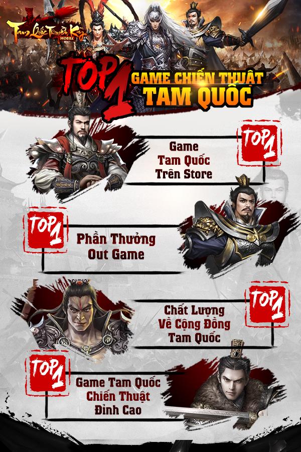 Tam Quốc Truyền Kỳ Mobile Top 5 game chiến thuật trên Store App Img20180514164823293