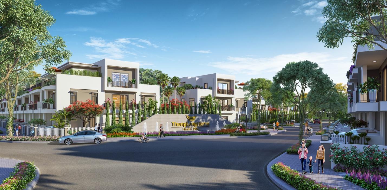 Thang Long Home – Hưng Phú: Bắt nhịp xu hướng bất động sản xanh tại trung tâm Thủ Đức