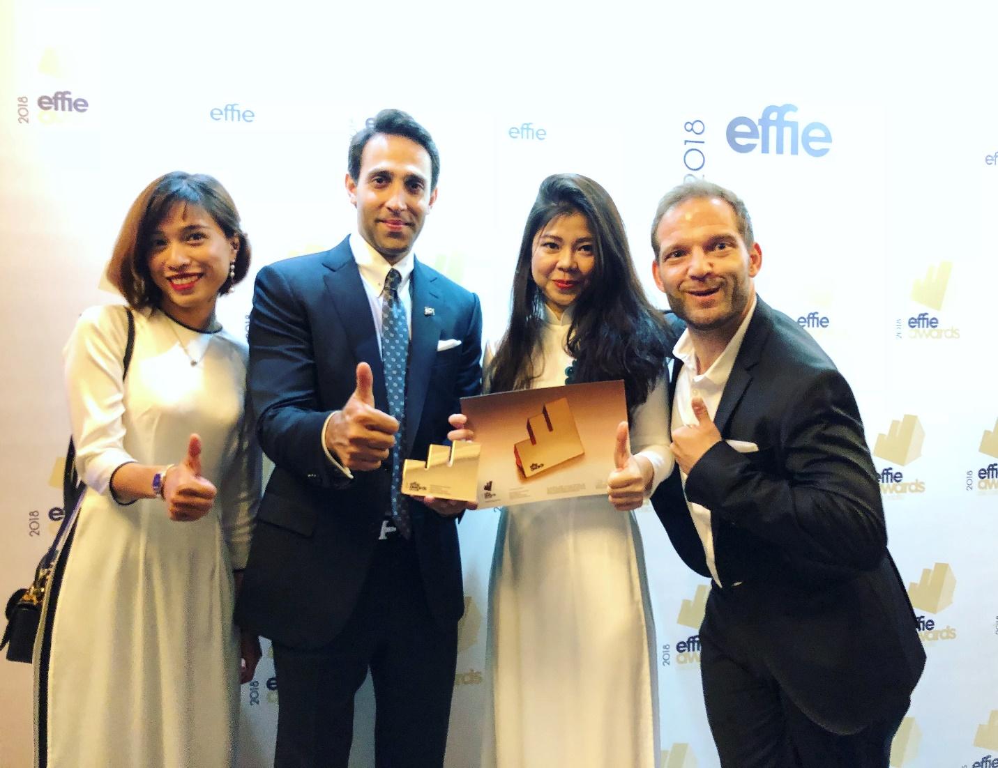 """""""Năng Động Việt Nam"""": chiến dịch được vinh danh tại APAC Effie Awards 2018 - Ảnh 4."""
