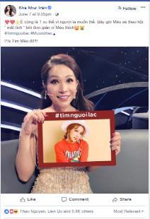 Giữa tâm bão #timnguoilac trên mạng xã hội, lộ tin Hoài Linh làm thám tử - Ảnh 4.