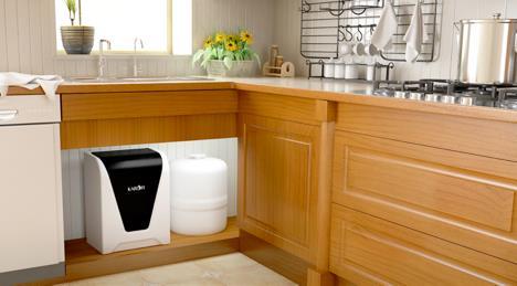 Máy lọc nước Spido là một phương án tối ưu cho dòng máy lọc nước để gầm