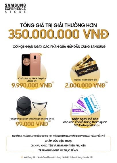 Cơ hội sở hữu ngay siêu phẩm Galaxy S9+ với giá sốc 9,990,000 đ & ngàn trăm ưu đãi hấp dẫn khác - Ảnh 1.