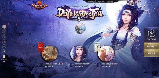 Cửu Âm Chân Kinh – chỉ 5 năm để trở thành tượng đài game 3D nhập vai - Ảnh 1.
