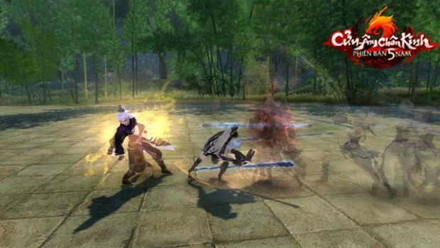 Cửu Âm Chân Kinh – chỉ 5 năm để trở thành tượng đài game 3D nhập vai - Ảnh 5.