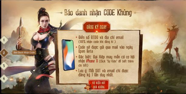 Báo danh Cửu Dương VNG, nhận ngay iPhone X - Ảnh 2.