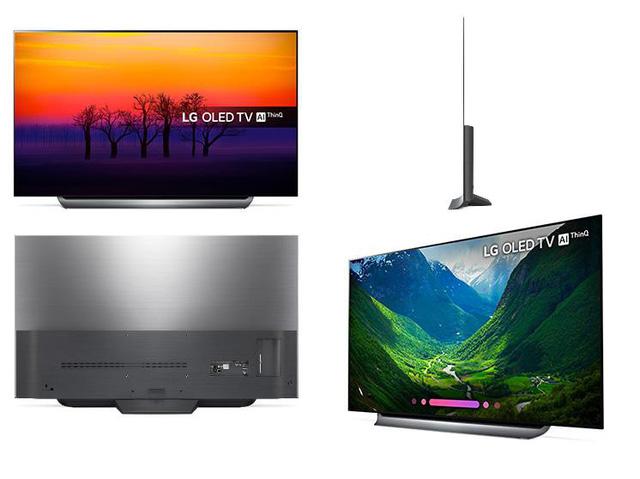 Hai mẫu TV OLED của LG đang đứng đầu bảng xếp hạng của Cnet - Ảnh 4.