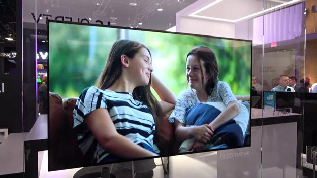 TV OLED - cuộc đua giữa các đại gia - Ảnh 2.