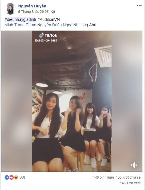 Audition thả bùa yêu tưng bừng nhân dịp sinh nhật 2018 - ảnh 6