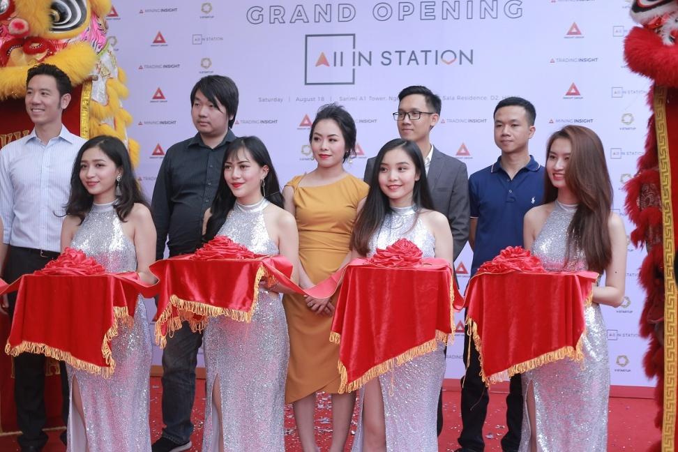 All In Station – Điểm hội tụ tiên phong hệ sinh thái Blockchain Việt Nam