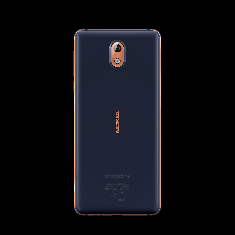 Nokia 3.1 vừa ra mắt đã thu hút mọi ánh nhìn - Ảnh 1.