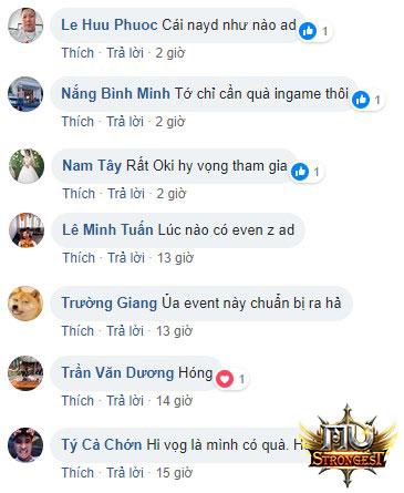 MU Strongest tung sự kiện hot nhất làng game Việt vào ngày 14/9 - ảnh 2