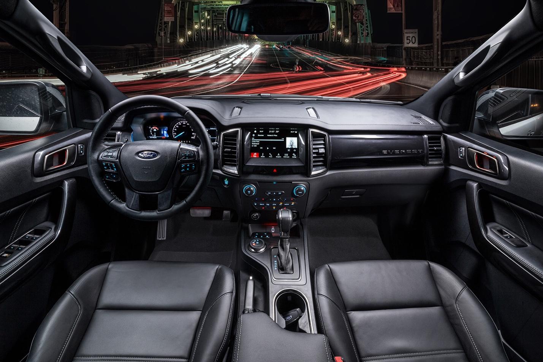 Ford Everest Titanium 4wd 2019 Nang Cấp Toan Diện