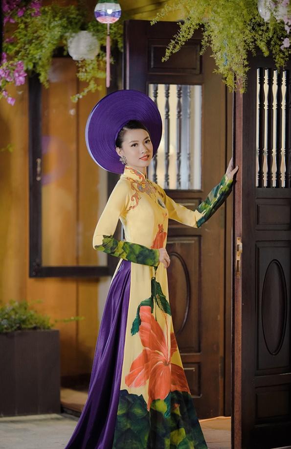 Cùng ngắm lại Top 10 mỹ nhân áo dài của Võ Lâm Truyền Kỳ Mobile - Ảnh 3.
