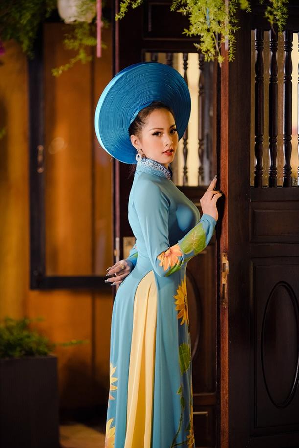Cùng ngắm lại Top 10 mỹ nhân áo dài của Võ Lâm Truyền Kỳ Mobile - Ảnh 7.