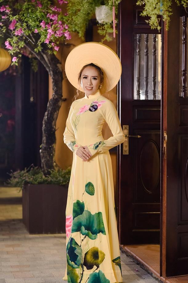 Cùng ngắm lại Top 10 mỹ nhân áo dài của Võ Lâm Truyền Kỳ Mobile - Ảnh 9.