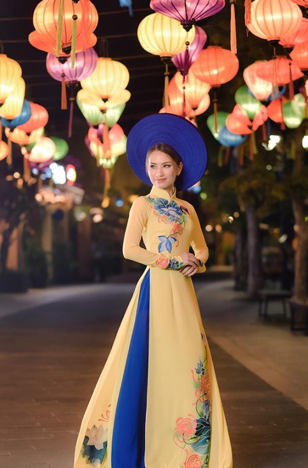 Cùng ngắm lại Top 10 mỹ nhân áo dài của Võ Lâm Truyền Kỳ Mobile - Ảnh 10.