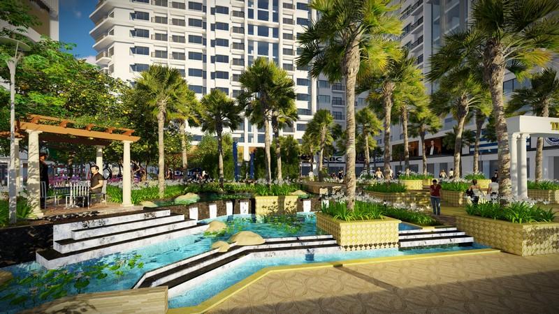 Monarchy- căn hộ nghỉ dưỡng ven sông Hànsắp mở bán