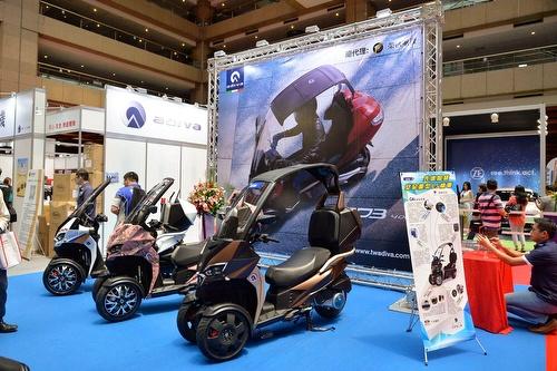 6 triển lãm phụ tùng ô tô, xe máy quy mô lớn tại Đài Loan - Ảnh 3.