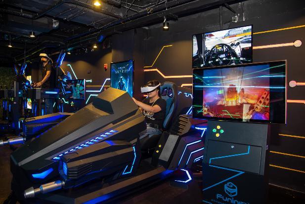 """VR Game Park: """"Phá đảo thế giới ảo"""" là có thật - Ảnh 3."""