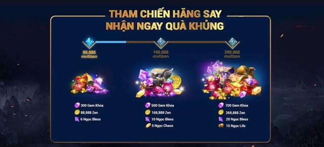 MU Awaken - VNG game mobile nhập vai MMORPG thần thoại Châu Âu số 1 Châu Á Img20181115090903313
