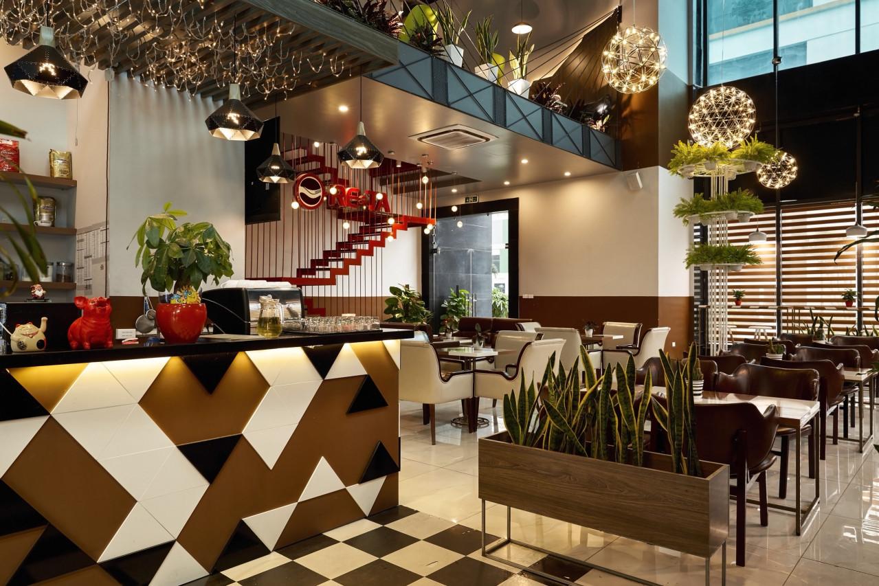 Reta Cafe: Không gian lý tưởng dành cho dân văn phòng