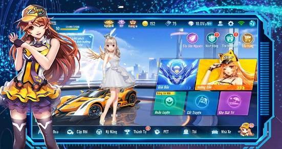 ZingSpeed Huyền thoại game đua xe online Img20181205091157772