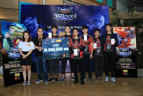 GoD Gaming gạ kèo thách đấu Mobile Legends Bang Bang VNG với Buffalo Esports trị giá 10 triệu VNĐ - Ảnh 3.