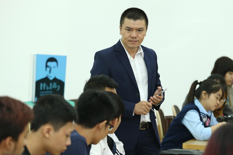 """CEO ASK Phạm Ngọc Anh: """"Lúc phát hiện ra công việc đang làm không giúp bạn học hỏi thêm được điều gì, bạn nên đổi việc khác"""""""