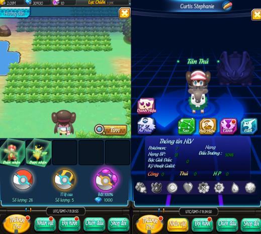 Bảo Bối Thần Kỳ H5 - Game hoài niệm về cả một bầu trời tuổi thơ cùng những chú Pokémon - Ảnh 1.