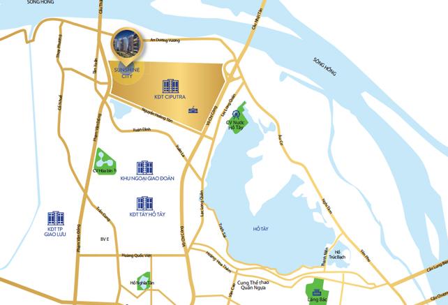 Sunshine City dự án sinh lời không thể chối từ cho giới đầu tư