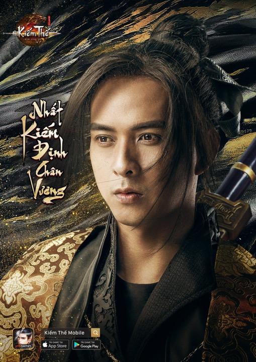 Hồ Quang Hiếu quyết chí lưu danh ngàn năm cùng Kiếm Thế Mobile - Ảnh 3.