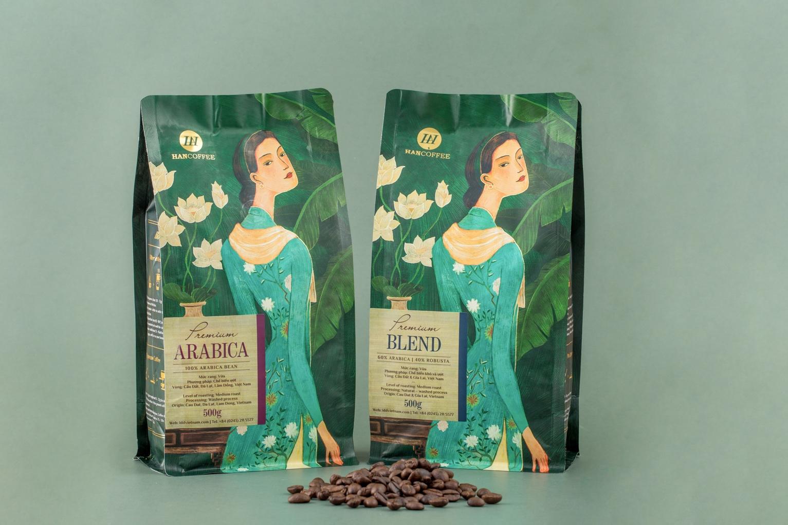 """cà phê việt - img20181224161948780 - Có gì bên trong những chiếc bao bì """"đẹp như tranh"""" vừa mới ra mắt thị trường cà phê Việt?"""
