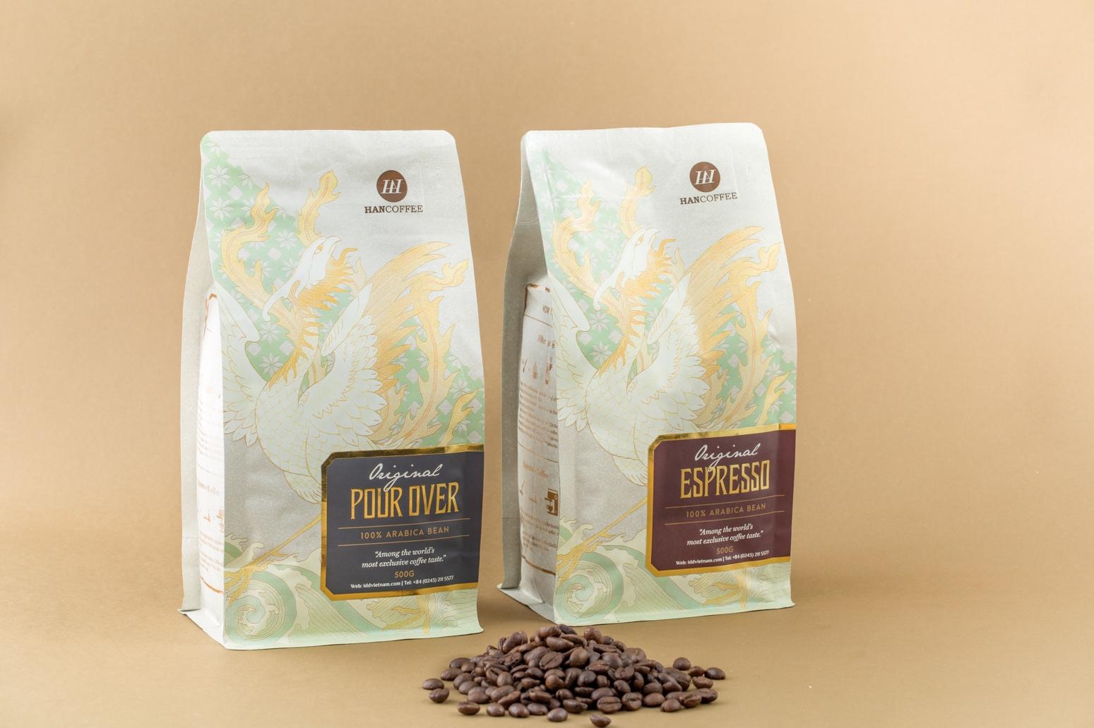 """cà phê việt - img20181224161949252 - Có gì bên trong những chiếc bao bì """"đẹp như tranh"""" vừa mới ra mắt thị trường cà phê Việt?"""