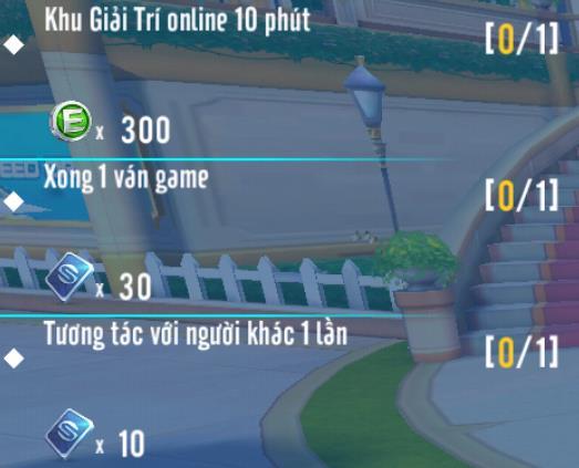 game thủ ZingSpeed Mobile đã có thể bước vào Khu Giải Trí đồ sộ và thú vị trong game Img20181228153250132