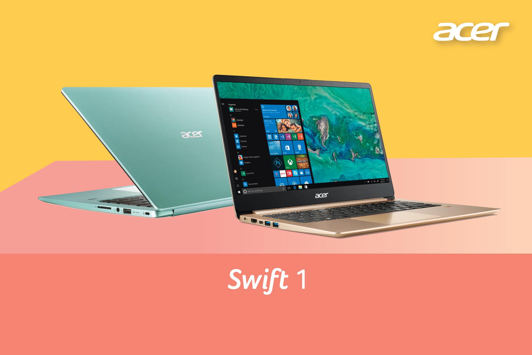 Hiệu quả vượt trội với dòng laptop dành riêng cho doanh nhân Acer Swift Series - Ảnh 3.