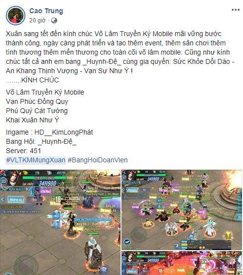 Game thủ VLTK Mobile trổ tài xuất khẩu thành thơ - Ảnh 6.