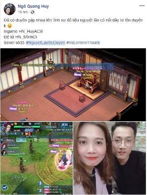 Nguyệt Lão trở lại với cộng đồng Võ Lâm Truyền Kỳ Mobile (VLTK Mobile) Img20190215095603231