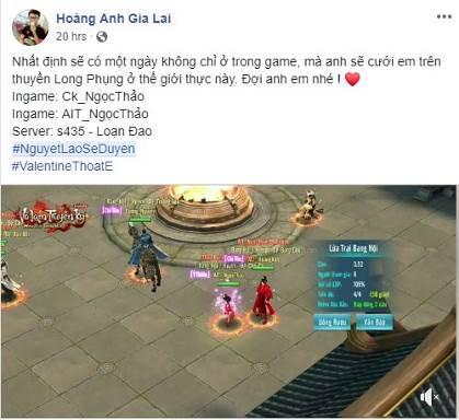 Nguyệt Lão trở lại với cộng đồng Võ Lâm Truyền Kỳ Mobile (VLTK Mobile) Img20190215095604837