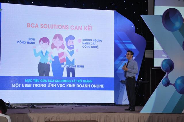 """BCA Solutions - Tham vọng của start up việt trở thành """"Uber trong lĩnh vực kinh doanh online"""" - Ảnh 2."""