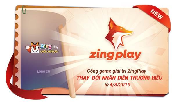 Cổng game giải trí ZingPlay công bố thay đổi logo - Ảnh 2.