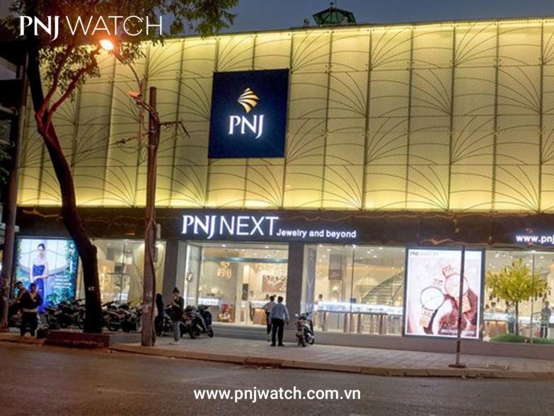 PNJ Next – Mô hình cửa hàng bán lẻ hiện đại cho thấy tầm nhìn của PNJ