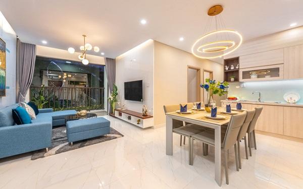 Gia đình trẻ dễ dàng sở hữu căn hộ Safira Q.9 chỉ từ 1,45 tỷ