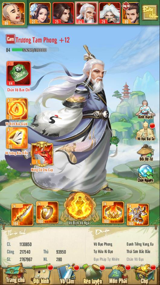 """Tân Chưởng Môn VNG tung """"nộ"""" 100 tuyệt thế cao thủ Cổ Long và bất ngờ cho tải game trước - Ảnh 2."""