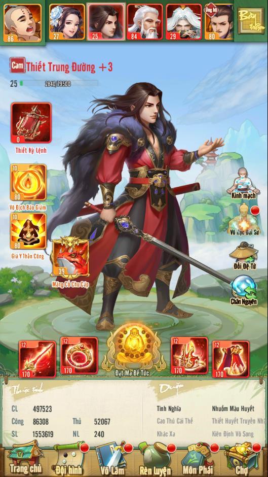 """Tân Chưởng Môn VNG tung """"nộ"""" 100 tuyệt thế cao thủ Cổ Long và bất ngờ cho tải game trước - Ảnh 6."""