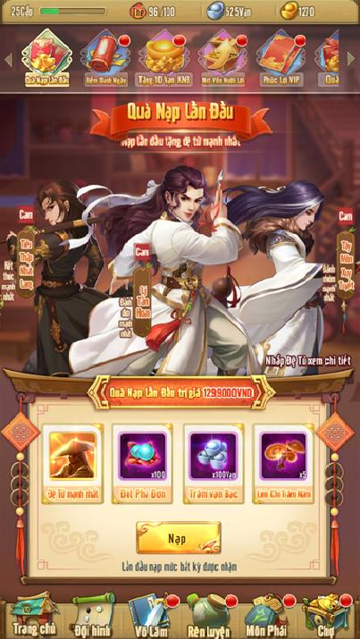 Vừa ra mắt Tân Chưởng Môn VNG đã đón nhận hàng ngàn game thủ đua top nhận iPhone XS - Ảnh 3.