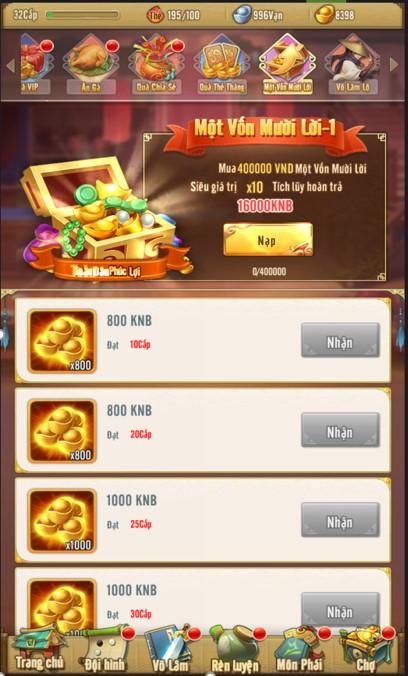 Vừa ra mắt Tân Chưởng Môn VNG đã đón nhận hàng ngàn game thủ đua top nhận iPhone XS - Ảnh 4.