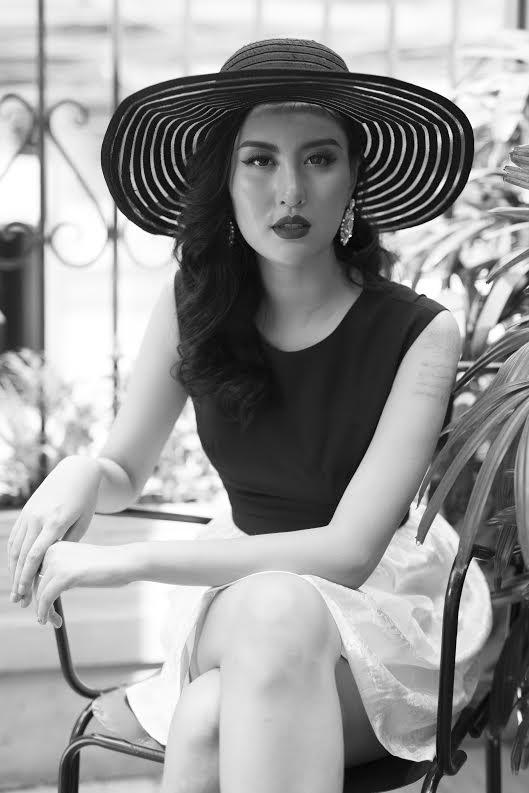 Hà Lade đẹp mê hồn như quý cô Paris trong lookbook mới của 20Again - Ảnh 1.