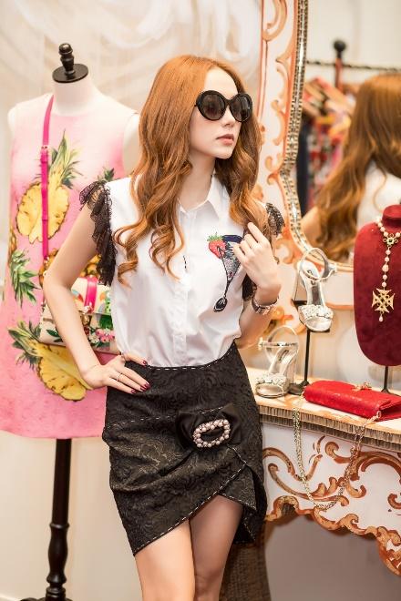 Minh Hằng chi mạnh tay shopping tại Dolce & Gabbana cho sự trở lại sau scandal - Ảnh 7.